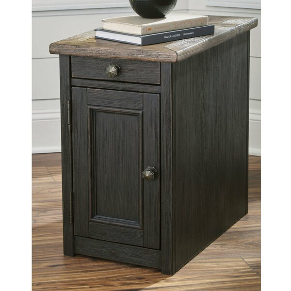 Edmore End Table by Canora Grey