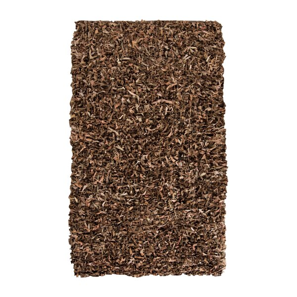 Eveland Brown Area Rug by Brayden Studio