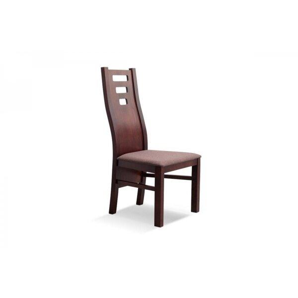 Bernie Solid Wood Dining Chair (Set of 2) by Brayden Studio