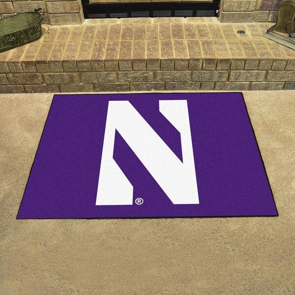 NCAA Northwestern University All Star Doormat by FANMATS