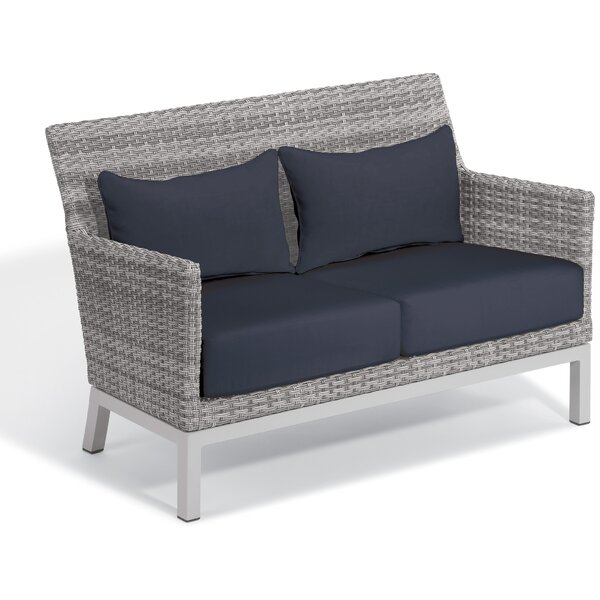 Saleem Loveseat with Cushions by Brayden Studio