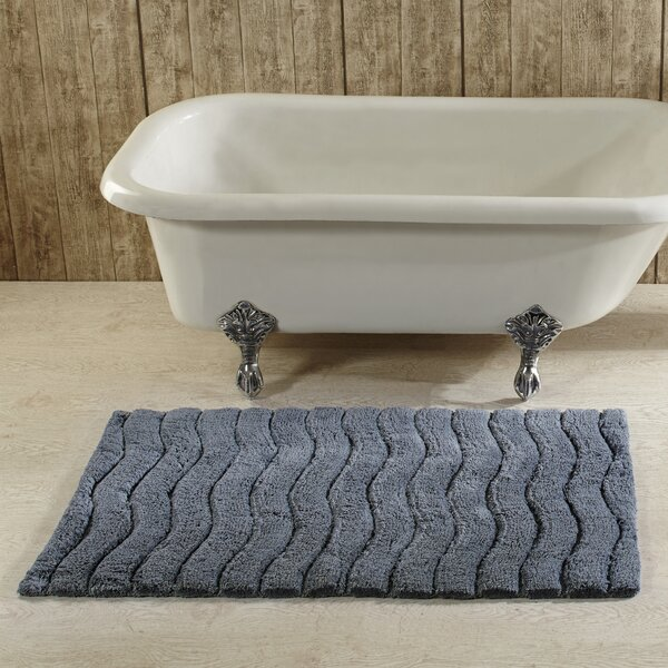 Castine Bath Rug by Rosecliff Heights