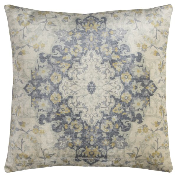 Horatio Cotton Throw Pillow by Alcott Hill