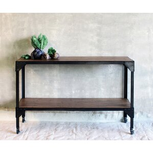 Simply Natural Console Table by Creative Co-Op