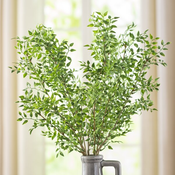 Artificial Mini Smilax Stem by Laurel Foundry Modern Farmhouse