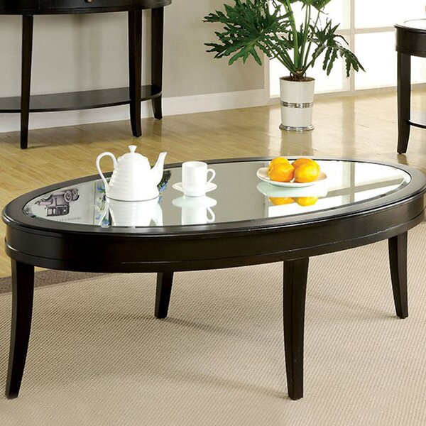 Rodas Silver Mist Coffee Table by Charlton Home