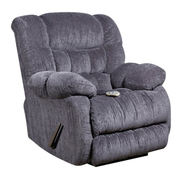 Straker Power Recliner with Massage and Heating RDBL6253