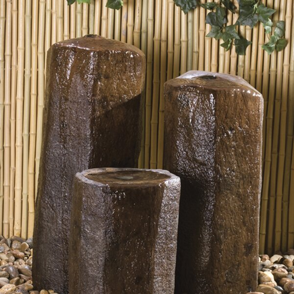 Hargrove Basalt Bubbling Column by Hargrove Outdoor Products