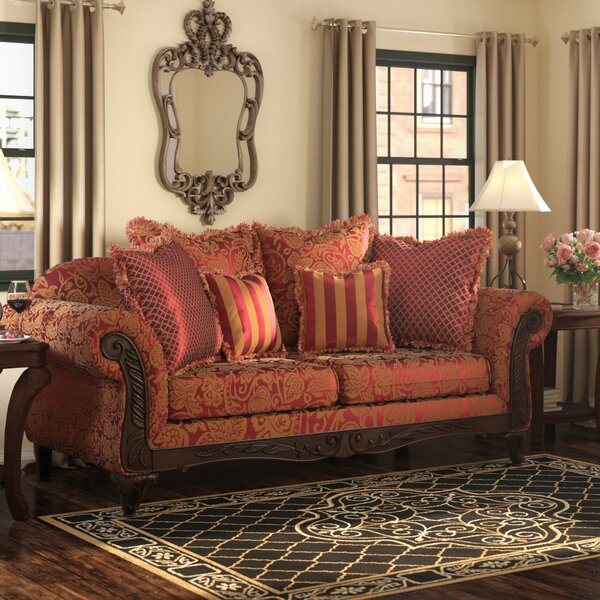 High Quality Serta Upholstery Powersville Sofa by Fleur De Lis Living by Fleur De Lis Living