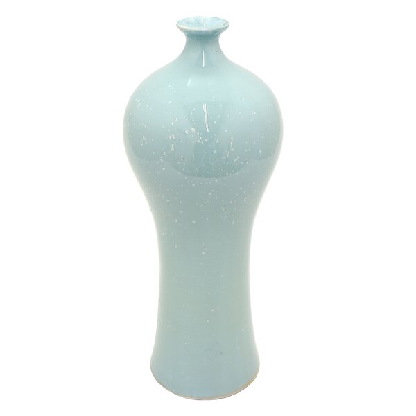Casteel Table Vase by Highland Dunes