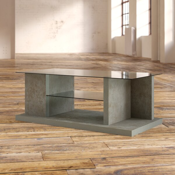 Eugene Coffee Table by 17 Stories
