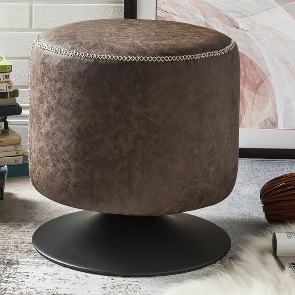 Borders Ottoman by Williston Forge