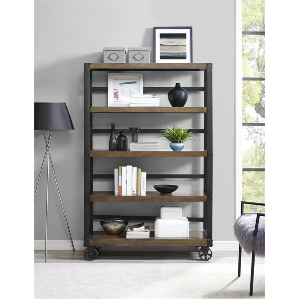 Brackenridge Etagere Bookcase by Gracie Oaks