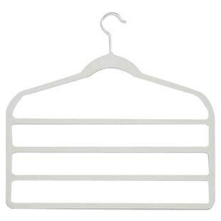 Wayfair Basics 4 Tier Velvet Pant Hanger Set ByWayfair Basics™