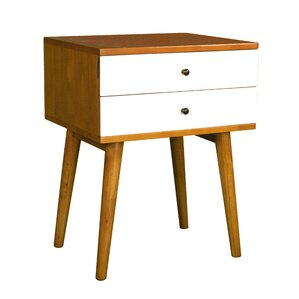 Danielle End Table by Porthos Home