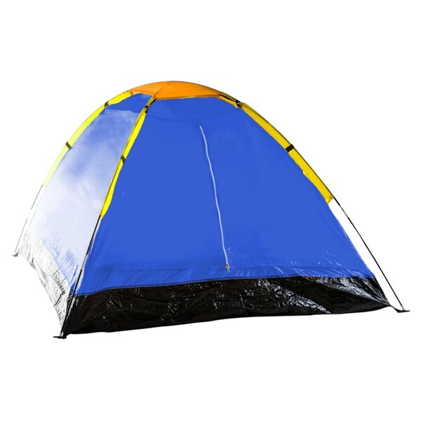 Happy Camper Two Person Tent with Carry Bag by Whetstone
