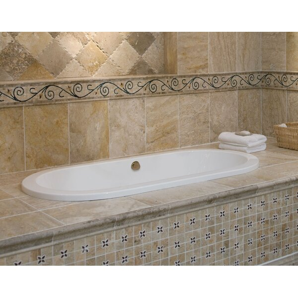 Designer Elle 72 x 36 Air Tub by Hydro Systems