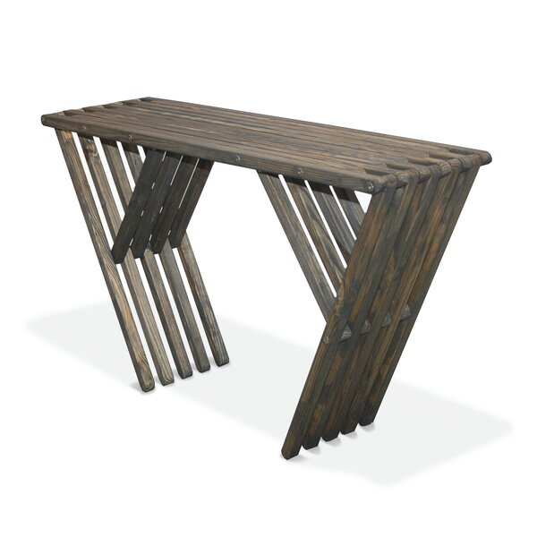 Xquare Eco Friendly Console Table X60 by GloDea