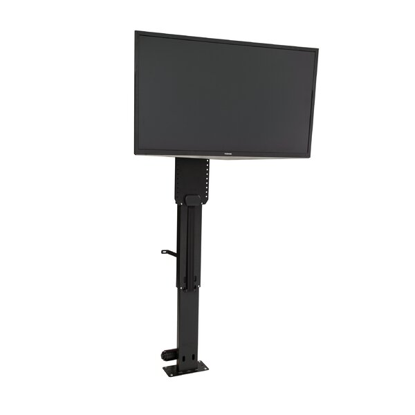 Whisper Lift II Pro Swivel Floor Stand Mount 65 LCD/Plasma Screen by Touchstone