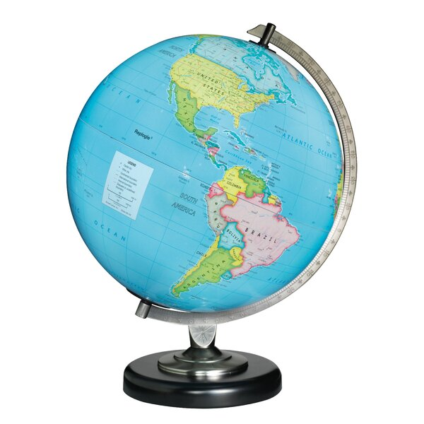 Day / Night Globe by Replogle Globes