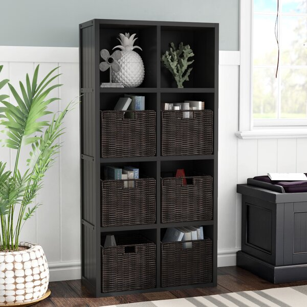 Noma Cube Unit Bookcase by Beachcrest Home