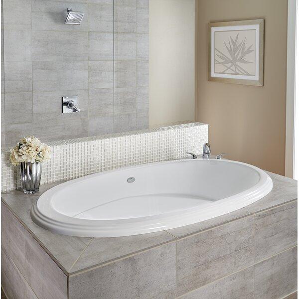 Gallery 72 x 42 Drop In Undermount Air Bathtub by Jacuzzi®