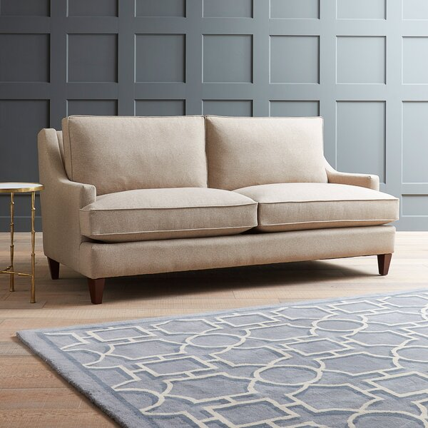 Best #1 Hathaway Sofa By AllModern Custom Upholstery Spacial Price