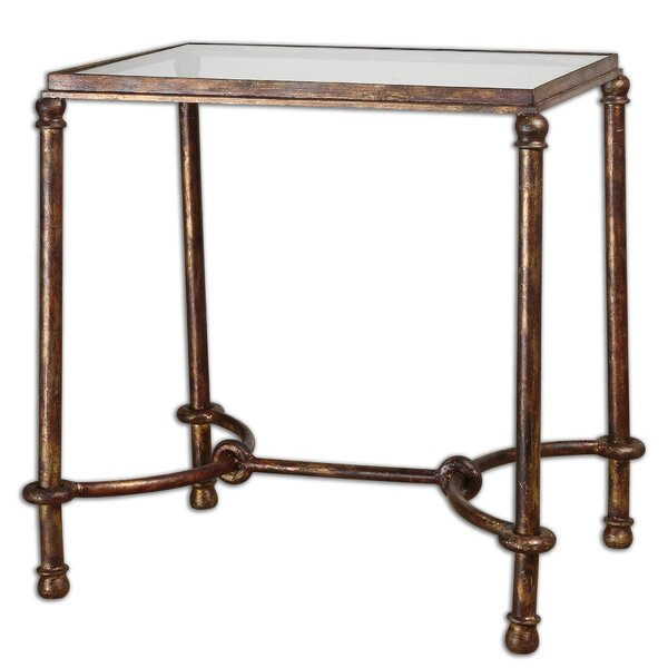 Josefina End Table by Darby Home Co