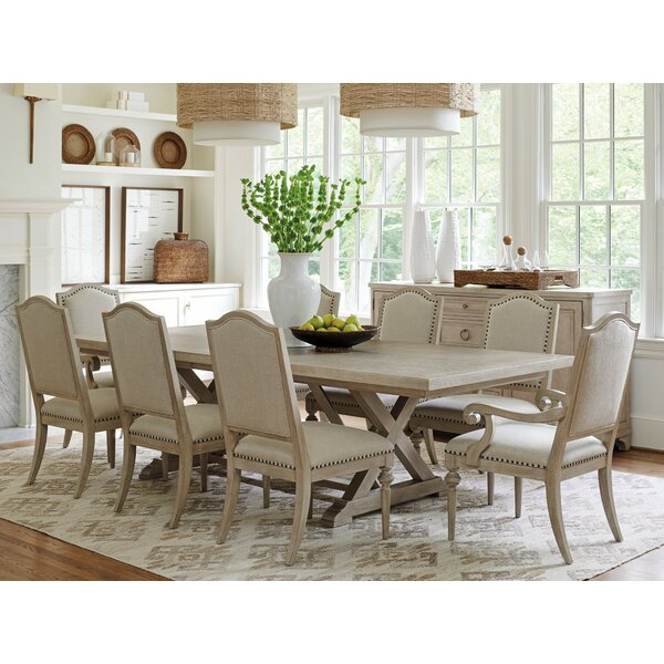 Malibu 9 Piece Extendable Dining Set by Barclay Butera Barclay Butera