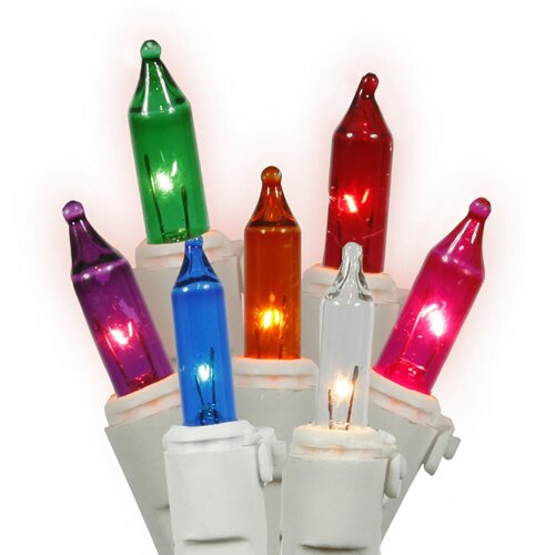 10 Light Christmas Light String by Vickerman
