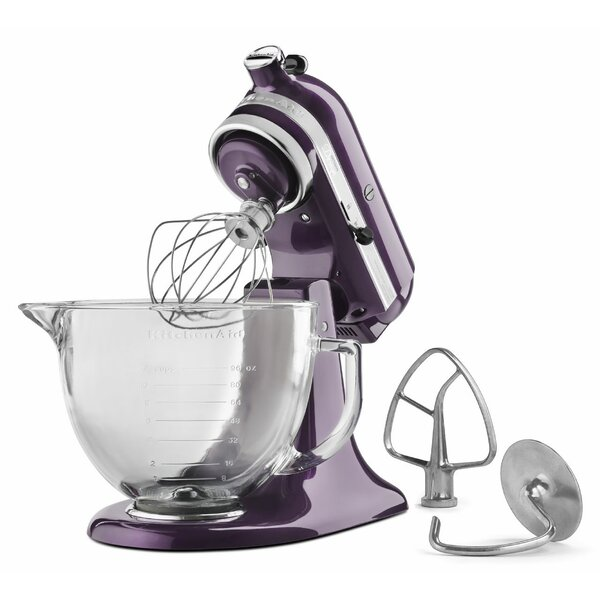 Kitchenaid Artisan Design Series 5 Qt Stand Mixer With