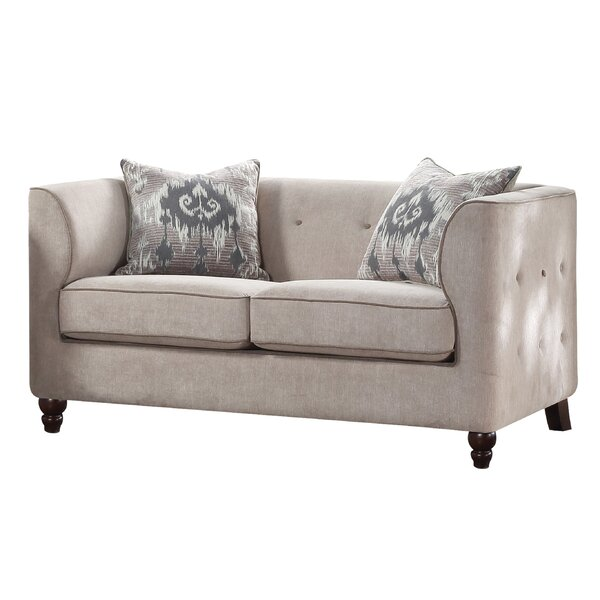 Gira Loveseat By Darby Home Co
