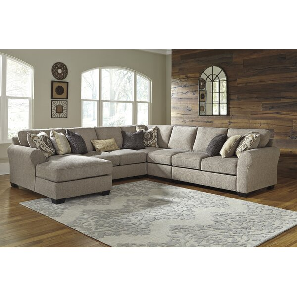 Middlet Sectional by Darby Home Co