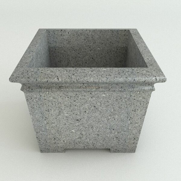 Resin Pot Planter by TerraCast Products