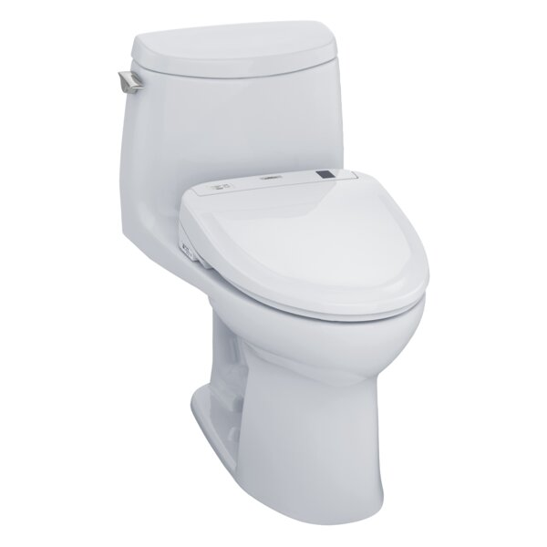 UltraMax 1.0 GPF Elongated One-Piece Toilet by Toto
