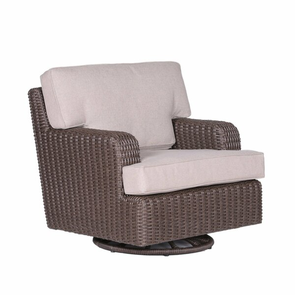 Simge Swivel Glider Chair with Cushions (Set of 2) by Latitude Run