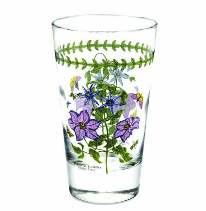 Botanic Garden Highball Glass (Set of 4) by Portmeirion