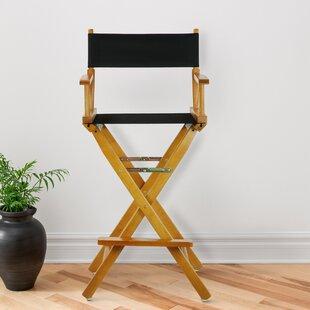 Tall Directors Chair   Wayfair