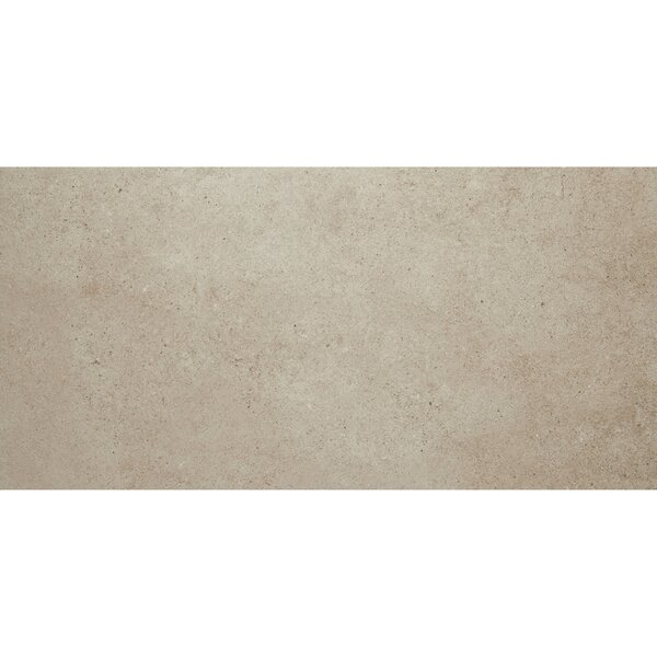 Haut Monde 12 x 24 Porcelain Field Tile in Leisure Beige by Daltile
