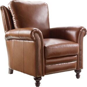 Richardson Leather Recliner by Bradington-Young