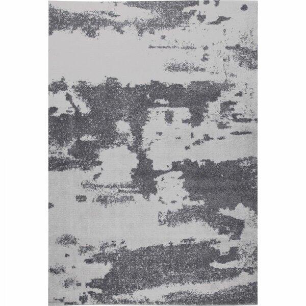 Halvar Beige/Gray Area Rug by 17 Stories