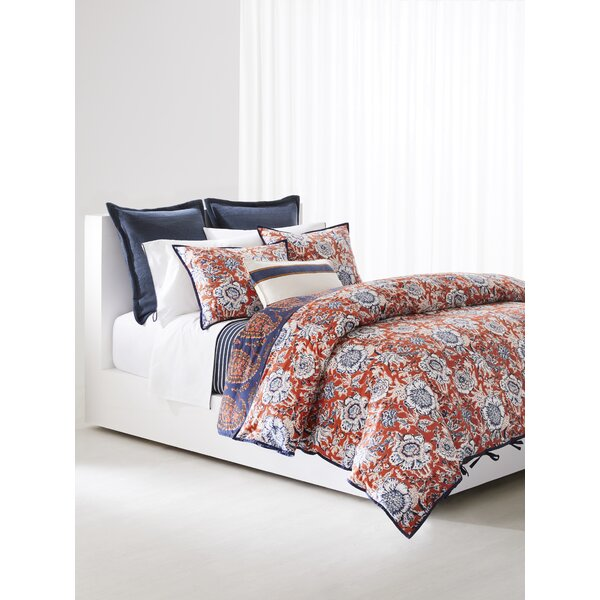 Tessa Reversible Comforter Set
