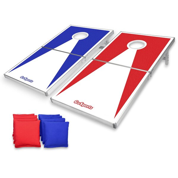 10 Piece Classic CornHole Set by GoSports