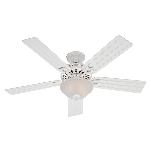 52 Beachcomber 5 Blade Ceiling Fan by Hunter Fan