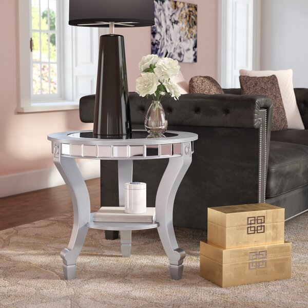 Jocelyn End Table by Willa Arlo Interiors