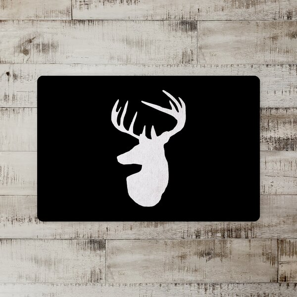 Nelsonville Deer Kitchen Mat