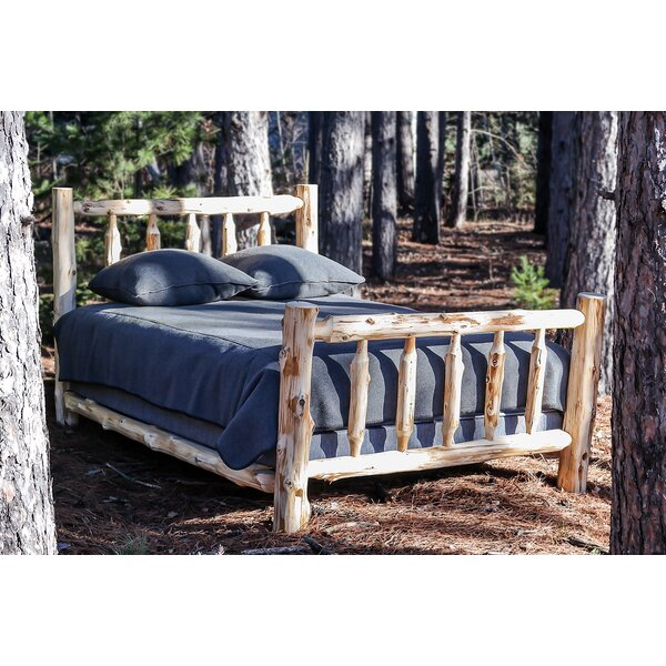 Leonila Traditional Standard Bed by Millwood Pines