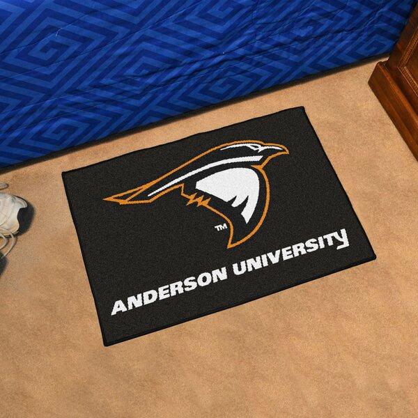 Anderson University (IN) Doormat by FANMATS