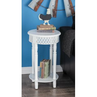 Online Reviews Wood End Table ByCole & Grey