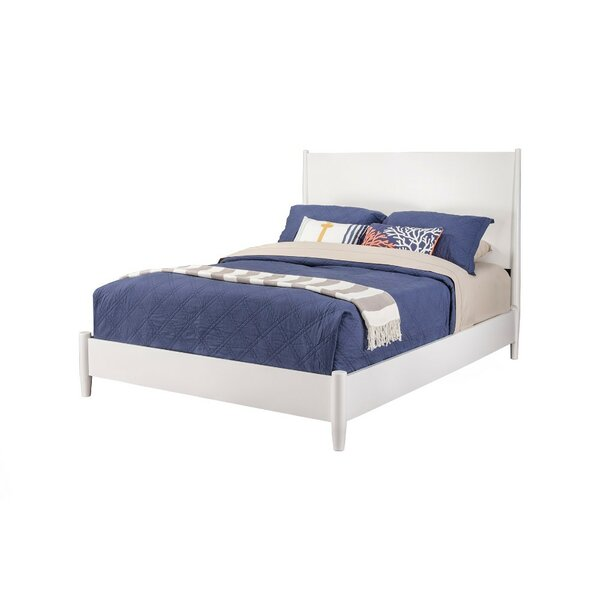 Lough Refined Wood Panel Bed by Rosecliff Heights